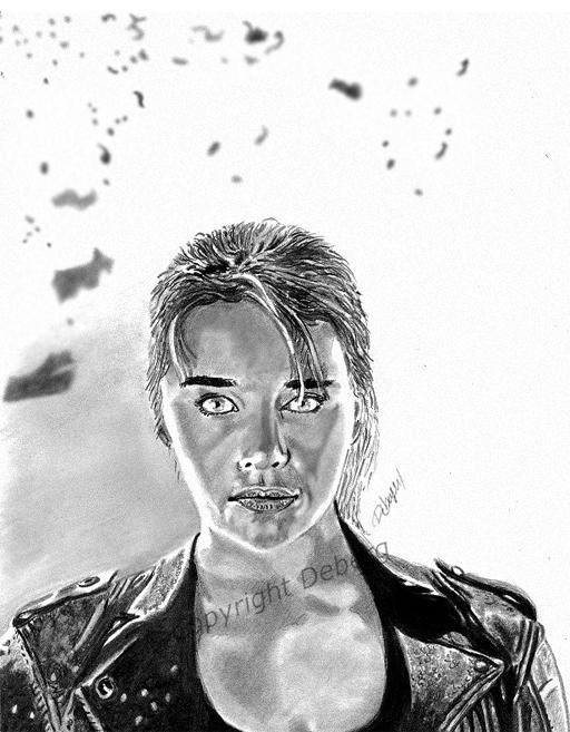 Emilia Clarke by Deberg